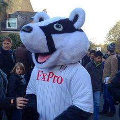 Beloved Fulham FC Symbol Fulham Fc, Fictional Characters