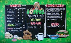 Chalkboard+Menu+Signs   Chalkboard Signs & Menu Boards for Commercial businesses