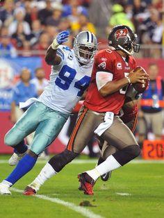 Sunday NFL Football Betting: Dallas Cowboys vs. Tampa Bay Buccaneers, Vegas Odds, November 15th 2015