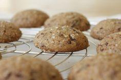 עוגיות ג'ינג'ר ושוקולד ציפ