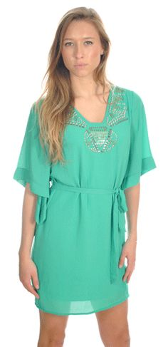 A Real Dazzler in Green - $44