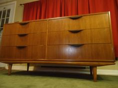 Indianapolis: MID CENTURY MODERN DANISH FURNITURE Dresser - http://furnishlyst.com/listings/87456