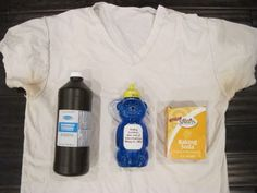 "How to Get Rid Of Armpit Sweat Stains on a T Shirt Homesteading  - The Homestead Survival .Com     ""Please Share This Pin"""
