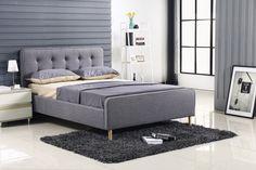 Łóżko tapicerowane Classic   DESIGNERSKI