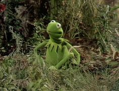 Being Green The Muppet Show episode 112 By Kermit the Frog