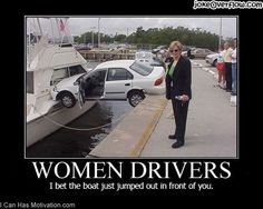 Women Drivers | Joke Overflow - Joke Archive