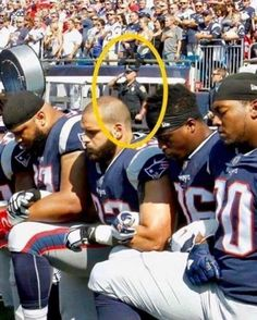 Taking a knee during the national anthem making millions crying about equal rights & America still watches them play. Police Life, Taking A Knee, Real Hero, Running For President, National Anthem, American Pride, American Flag, Faith In Humanity, God Bless America