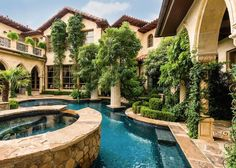 Everything's Bigger In Texas: Highland Park Estate Lists for $15.985-Million (PHOTOS) | Pricey Pads