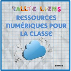 Rallye-liens: ressources numériques pour la classe French Teacher, Teaching French, Gandalf, Animation Flash, School Organisation, Cycle 3, Fall Crafts, Classroom Management, Blog