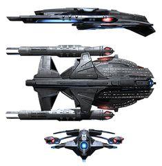Spaceship Art, Spaceship Design, Starfleet Academy, United Federation Of Planets, Star Trek Online, Starfleet Ships, Starship Concept, Star Trek Starships, Star Trek Ships