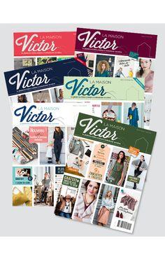 La maison victor magazine editie jan feb 2015 la for La maison victor abonnement
