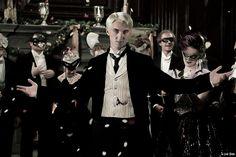 Draco Malfoy/Tom Felton Artwork by JudyDepp