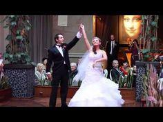 Najpiekniejszy pierwszy taniec- wspaniale zatanczony walc Dagmary i Artura .The best first dance. - YouTube