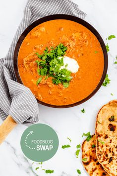 Recipe Chicken tikka masala from the slow cooker Healthy Slow Cooker, Slow Cooker Recipes, Indian Food Recipes, Healthy Recipes, Ethnic Recipes, Slow Cooker Tikka Masala, Chicken Tikka Masala, Indian Curry, Pasta