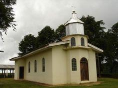 Igreja ucraniana de São Francisco, município de Guarapuava