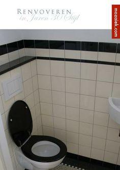 Toilet met portugese tegels badkamer pinterest toilets and met - Deco toilet ontwerp ...