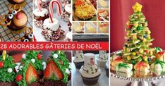 28 Delectable ideas for Xmas Noel Christmas, Christmas 2017, Christmas Treats, Christmas Foods, Christmas Recipes, Cheesecakes, Sushi, Cookies, Scrubby