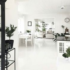 Workspace Inspo and Image Regram thanks to  Sonja @sonja_ols based in Norway.❤❤❤ It's Flashback/Follow Friday where we refeature amazing workspaces from early TWS  days.  The beautiful home and style of Sonja @sonja_ols makes us white with envy...all white almost everything never looked so good to us in a home or workspace! If you haven't already go stalk this stunning account @sonja_ols ...but be warned it may leave you wanting to burn your house down and start again!