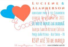 Convite 004 - by luh-design.blogspot.com