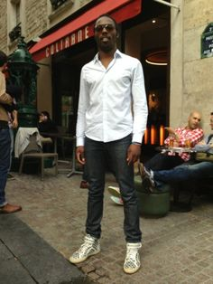 Moodlook.com fashion street style looks #fashion #mode #picoftheday #fashionistas #fashionblogger #trendy #look #moodlook #street style #style #clothes #ootd #kiliwatch #cos #apc #pierre hardy
