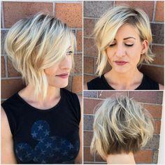 Wunderbar Suesseste Kurze Frisuren Fuer Huebsche Damen Trendy Messy Frisuren Für Kurzes Haar Frauen Short Haircut | Einfache Frisuren