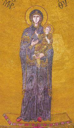 Madonna and Child, Santa Maria Assunta, Torcello