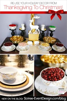 How to Re-Use Your Thanksgiving Decorations from @Target in Your Christmas Decor! #TargetStyle #ad