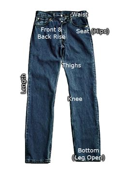 "How to Order Custom Jeans Select your fabric, color, thread, style, measurement and make your ""CUSTOM JEANS"" with expert guidelines. Make your jeans by follow guideline given here:  sqjeans.com/howtoorder"