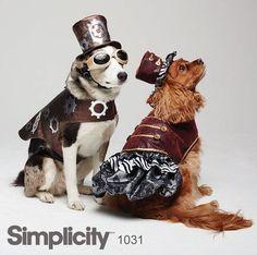 Dapper Basset Hound Figurine Ornament Steampunk Vintage Retro Dog Lovers Gift