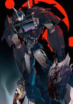 Transformers Memes, Transformers Optimus Prime, Nemesis Prime, Fantasy Landscape, Cute Gif, Marvel Characters, Lovers Art, Character Art, Wolfenstein