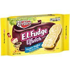 Keebler E. Mug Recipes, Gourmet Recipes, Snack Recipes, Welches Fruit Snacks, Giant Food, Sandwich Cookies, Yummy Cookies, Pop Tarts, Fudge