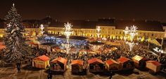 The Christmas market in Sibiu looks really nice! Wouldn´t it be nice to be there right now? www.fonmoney.ro  Minunatul târg de Crăciun din Sibiu a fost deja deschis. Turta dulce, vinul fiert, punsch-ul și numărul mare de vizitatori transformă Piața Mare a  Sibiului într-un adevărat paradis de Crăciun. Ați avut ocazia de a-l admira și live? Încheiați weekend-ul într-o manieră aparte! :-)