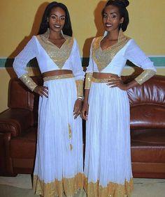 Genzebe and Ejegayehu