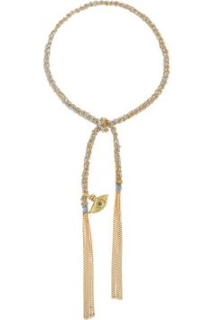 3471e854276f Carolina Bucci - Lucky Protection 18-karat gold diamond bracelet