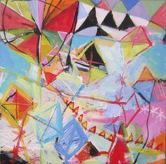 Flying Kites, Michelle Daisley Moffitt