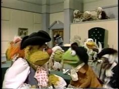 The Muppets Reenact the Continental Congress - ha!