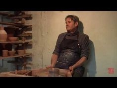 John Bedding - Lead Potter at Leach Pottery. 2013 LEACH POTTERY.  6 mins.