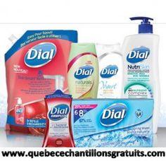 Double économie : savon Dial à 0,75$ chez Jean Coutu !