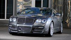 Bentley GT Speed (Anderson Germany Elegance Edition)  My dream car, when u dream , dream big!