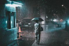 When the rain finally comes - null