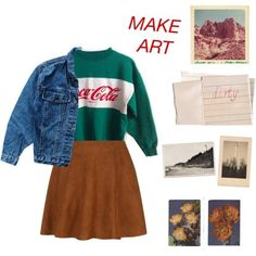 Untitled #76 by kittymaid on Polyvore featuring polyvore fashion style Levi's Hahn