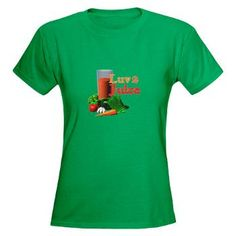 Valxart.com Luv to Juice T-Shirt