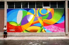 Full Color Wall -EFESTO-