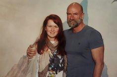 Me and #GrahamMcTavish #Graham #Dwalin #DougalMacKenzie #Hobbit #Outlander #HobbitCon HobbitCon 2015