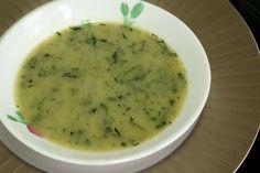 Potage au cresson. Une recette économique de soupe.. La recette par Chef Simon.