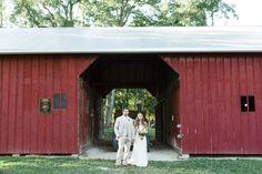 Fall Barn Wedding - Rustic Wedding Chic #Weddings