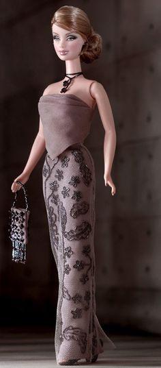Armani Barbie  (this looks easy to make)  kj