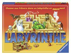 COME // Ravensburger - 26001 - Jeu de société - Labyrinthe: Amazon.fr: Jeux et Jouets