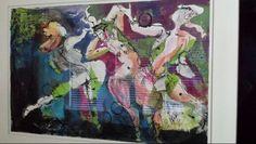 Polka Dot Dance by Sheri Roe-Leroux