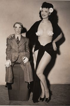25 Creepy Old Ventriloquists & Dummies